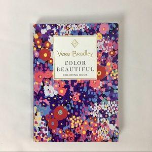 💌. VERA BRADLEY 3 Piece Coloring Book Bundle.